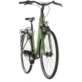 Cube Town Pro Citybike Easy Entry grøn